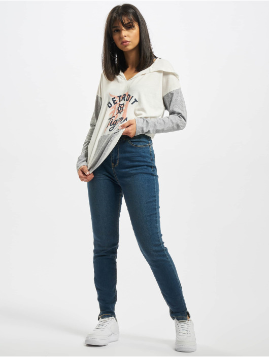 Stitch & Soul Skinny Jeans Tisa blau