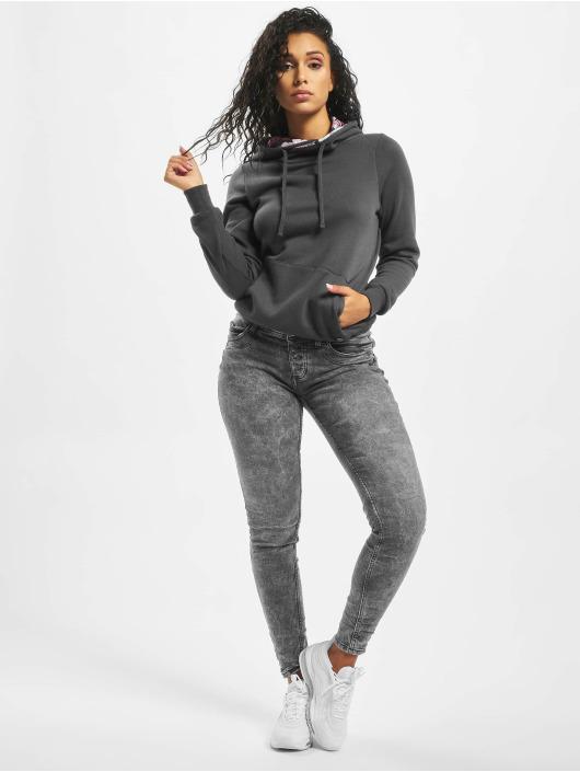 Stitch & Soul Skinny Jeans Gina grau