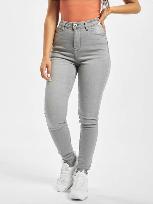 Stitch & Soul Skinny Jeans Mia grau