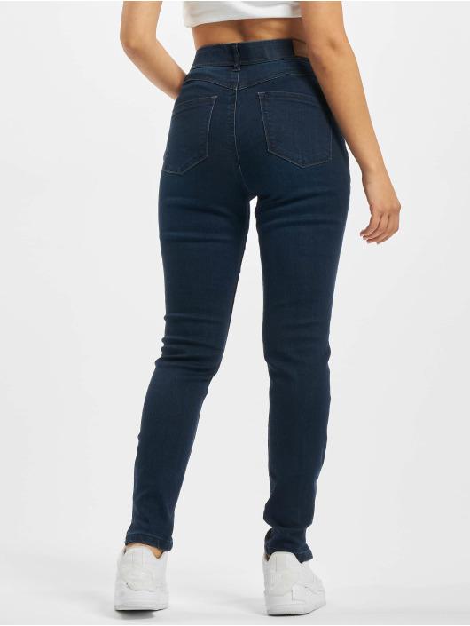 Stitch & Soul Skinny Jeans Tisa modrý