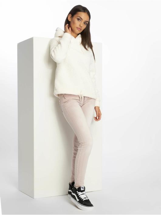 Stitch & Soul Skinny Jeans Light Vintage Rose rosa