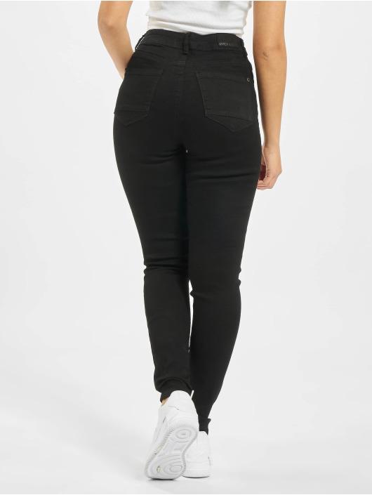 Stitch & Soul Skinny Jeans B123 schwarz