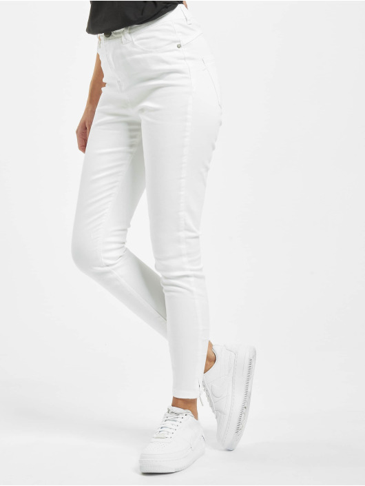 Stitch & Soul Skinny Jeans Mary white