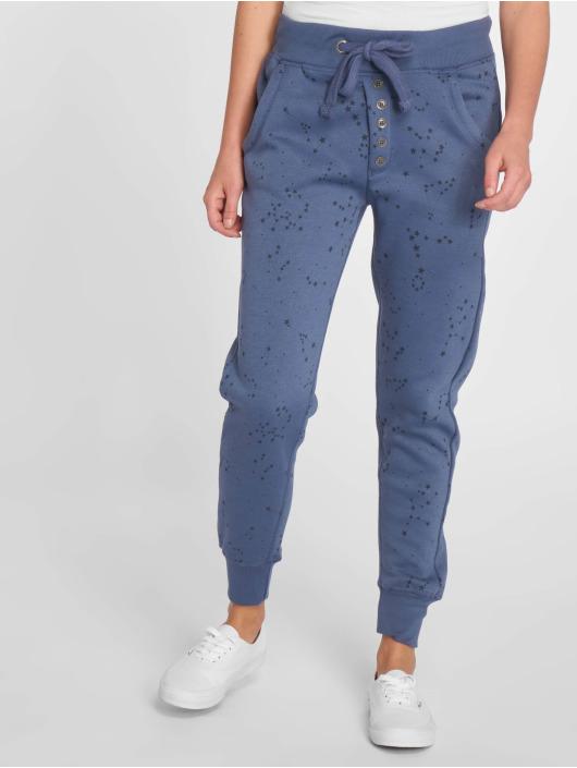 Stitch & Soul Sweat Pant Stars blue