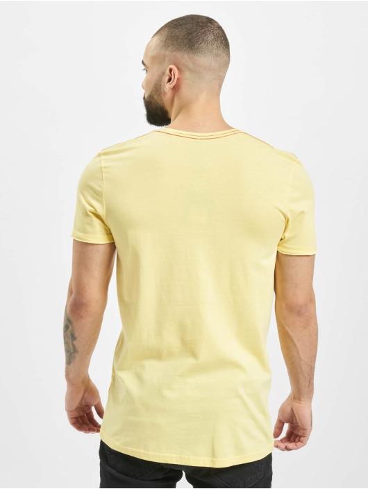 Stitch & Soul T-paidat Mystic keltainen