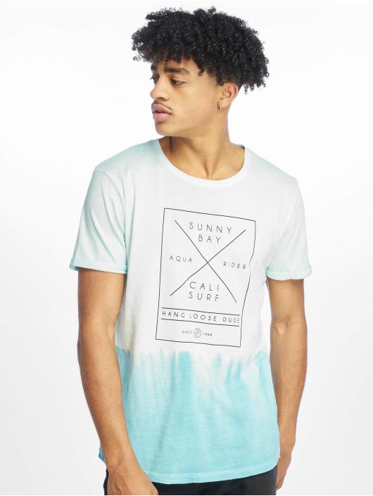 Stitch & Soul T-paidat Batik turkoosi