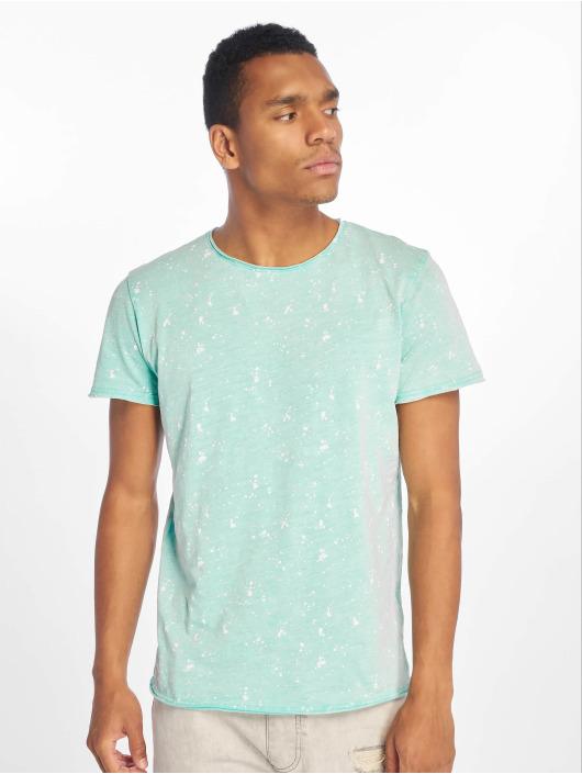 Stitch & Soul T-paidat Sprinkled turkoosi