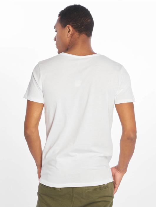 Stitch & Soul T-paidat Living Paradise valkoinen