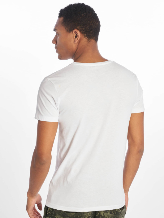 Stitch & Soul T-shirt Summer Dreaming bianco