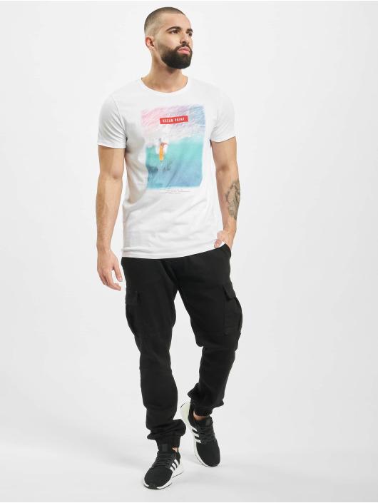 Stitch & Soul T-shirt Mystic bianco
