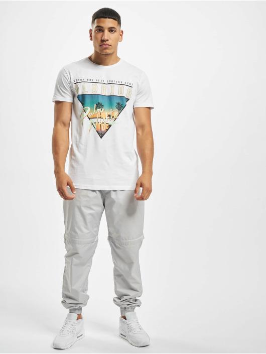 Stitch & Soul T-shirt Florida bianco