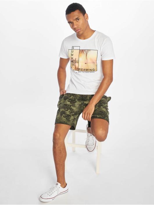 Stitch & Soul T-Shirt Summer Dreaming blanc