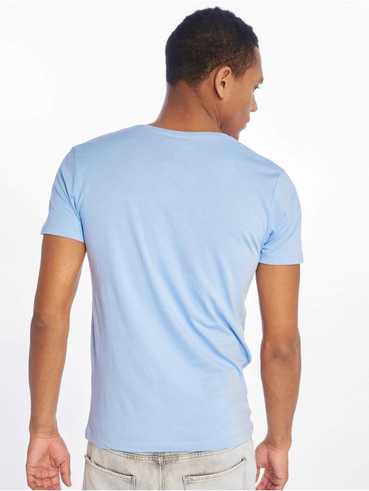 Stitch & Soul T-Shirt Summer Dreaming blau