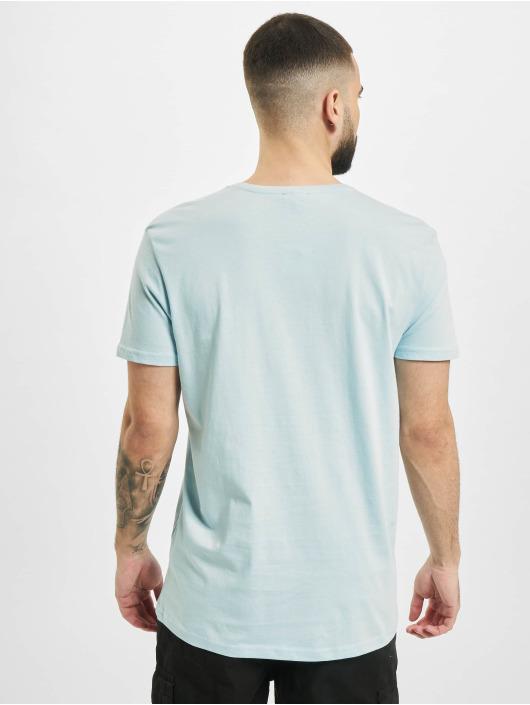 Stitch & Soul T-Shirt Ocean blau