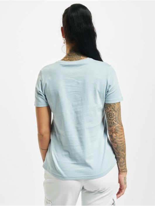 Stitch & Soul t-shirt Hearted blauw