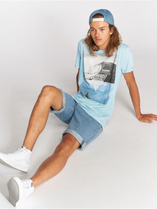Stitch & Soul T-Shirt Graphic bleu