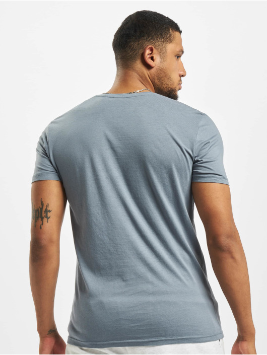 Stitch & Soul T-shirt Adventure blu