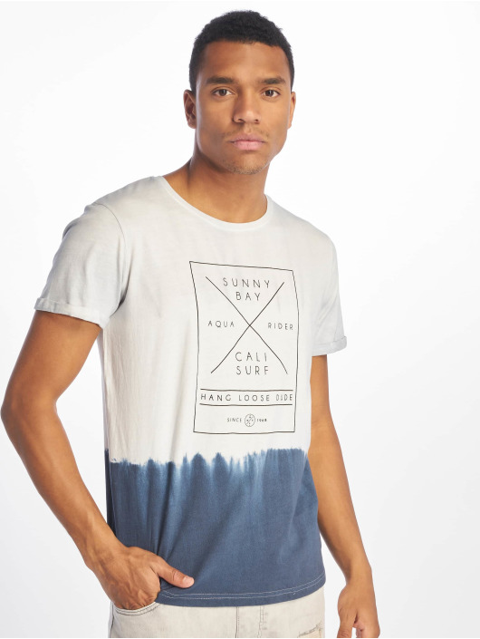 Stitch & Soul T-shirt Batik grå