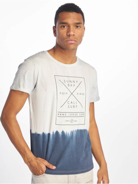 Stitch & Soul T-Shirt Batik grey