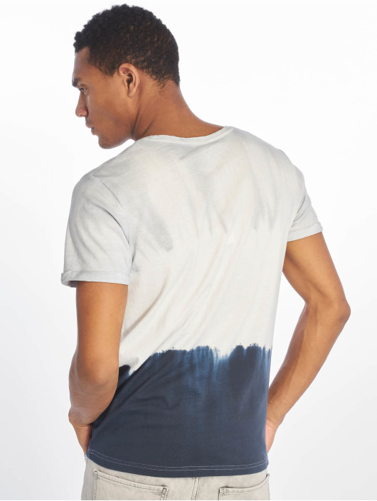 Stitch & Soul t-shirt Batik grijs