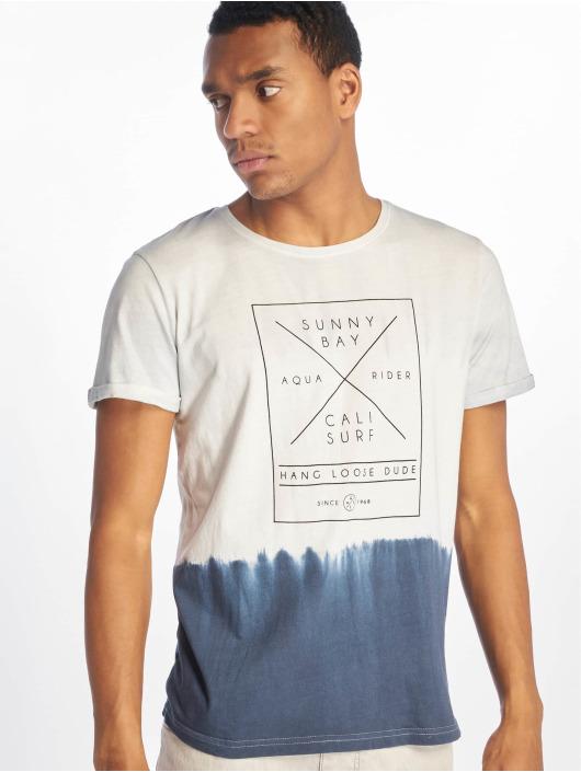 Stitch & Soul T-Shirt Batik gris