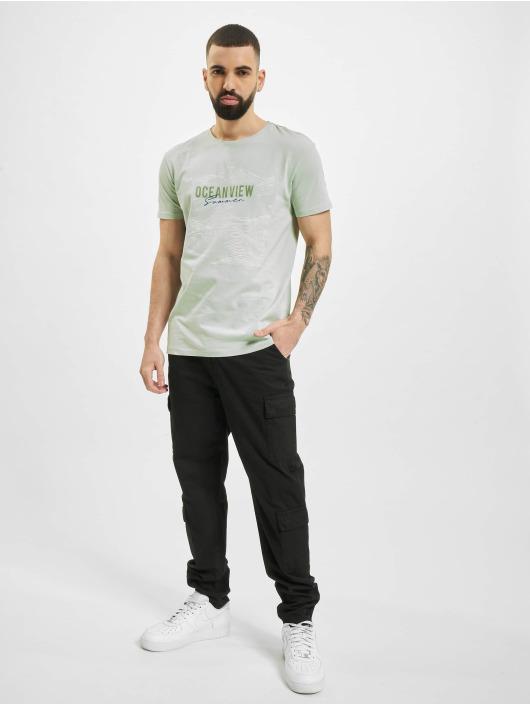 Stitch & Soul T-Shirt Ocean grün
