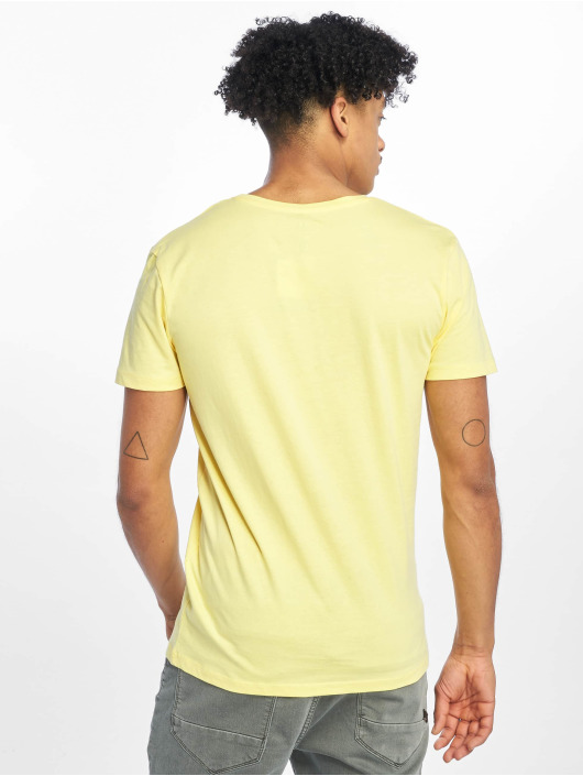 Stitch & Soul T-Shirt Summer Dreaming jaune