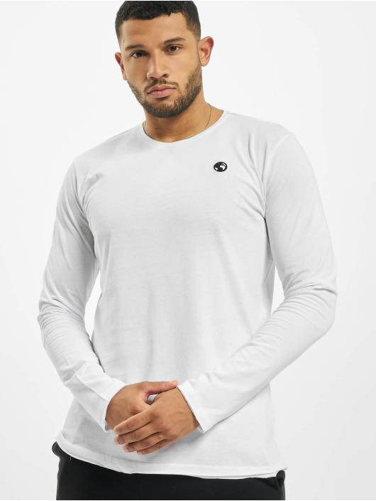 Stitch & Soul T-Shirt manches longues Milo blanc