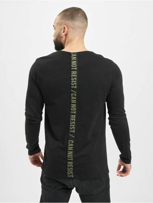 Stitch & Soul T-Shirt manches longues Your Life noir