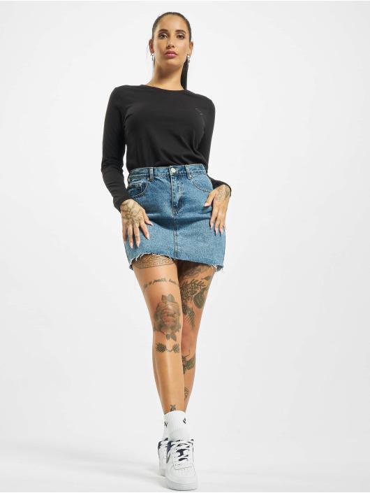 Stitch & Soul T-Shirt manches longues Hearted noir