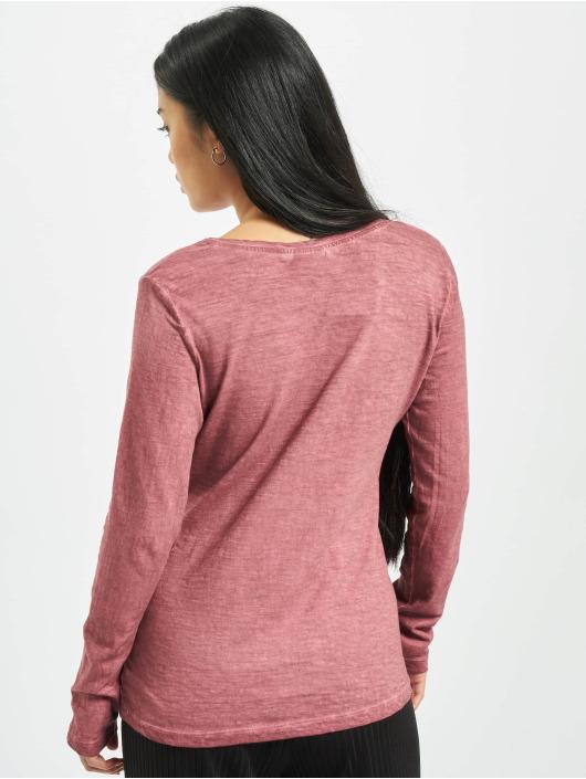 Stitch & Soul T-Shirt manches longues Love rose