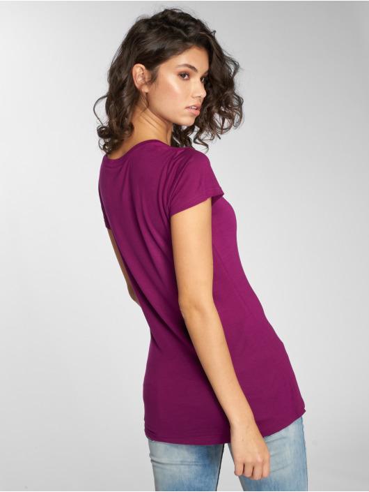 Stitch & Soul T-Shirt Base purple