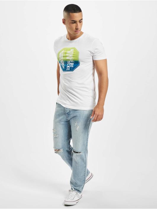 Stitch & Soul T-shirt Tropical vit
