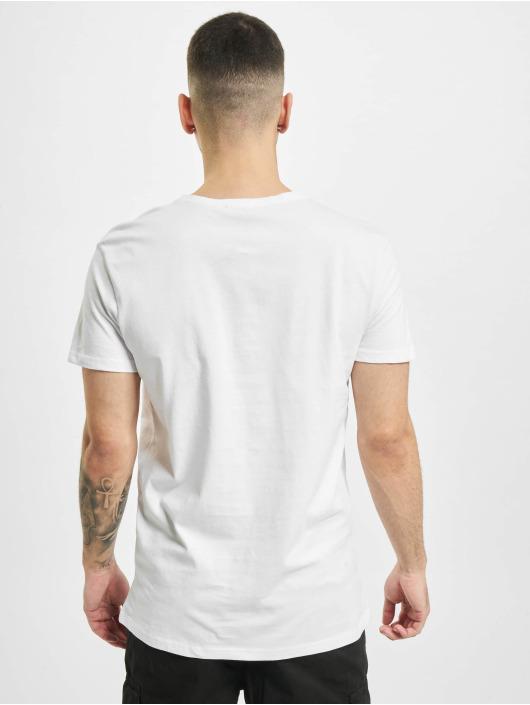 Stitch & Soul T-Shirt Ocean white