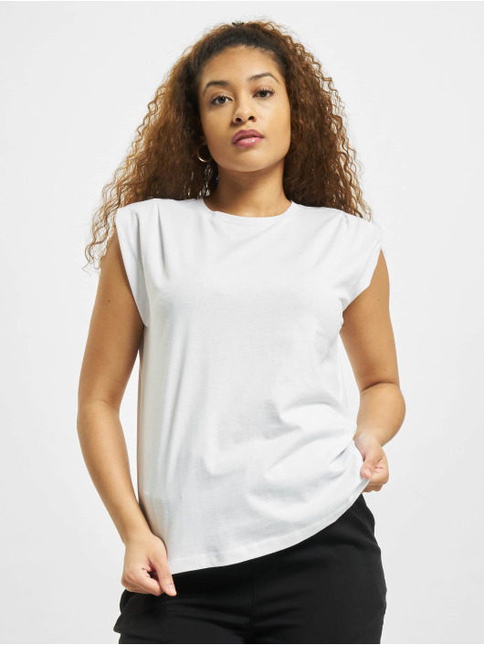 Stitch & Soul t-shirt Kiraz wit
