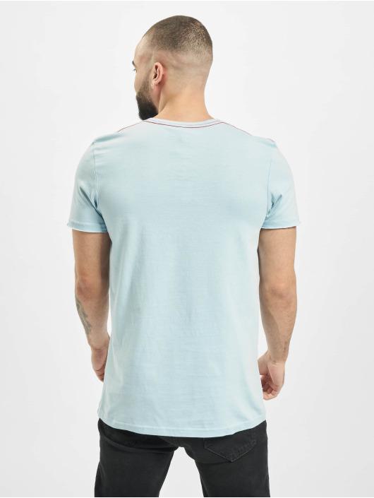 Stitch & Soul T-shirts Mystic blå