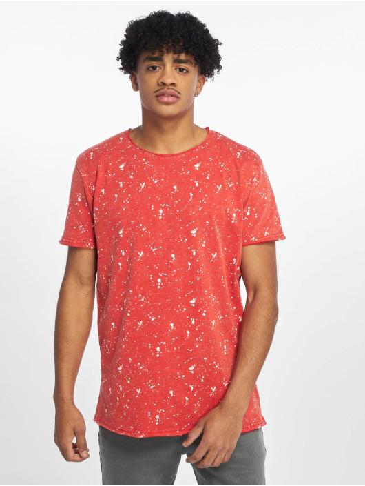 Stitch & Soul T-shirts Sprinkled rød