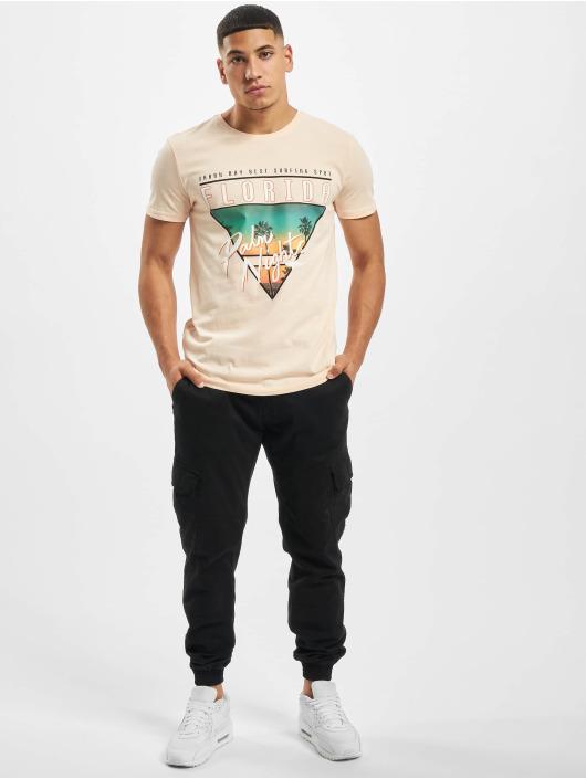 Stitch & Soul T-shirts Florida rosa