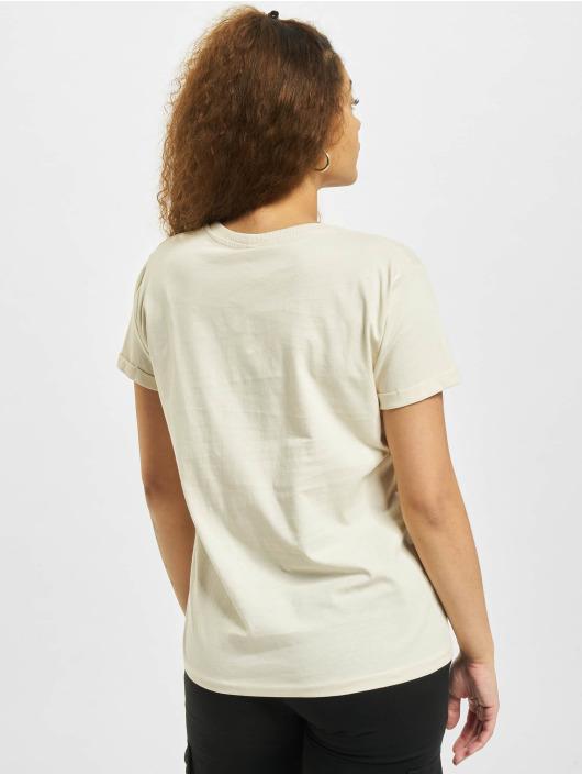 Stitch & Soul T-Shirty Pocket bezowy