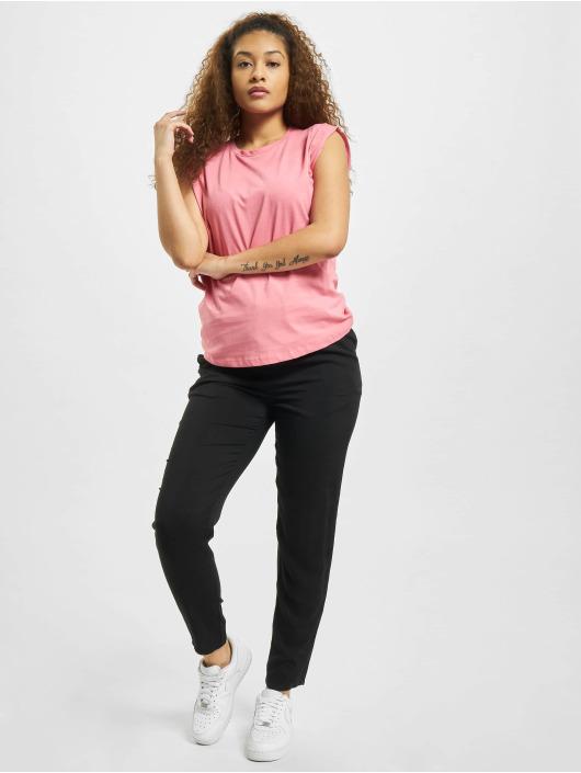 Stitch & Soul T-Shirty Kiraz pink