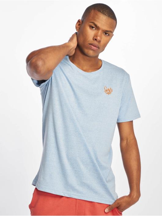 Stitch & Soul T-skjorter Surf blå