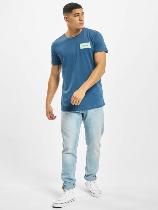 Stitch & Soul T-skjorter Box blå
