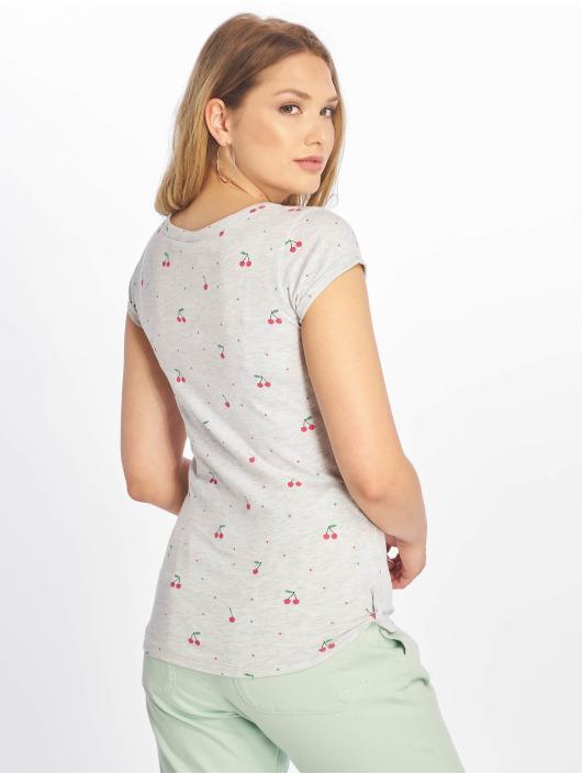 Stitch & Soul T-skjorter Cherry grå
