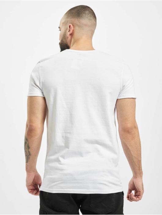 Stitch & Soul T-skjorter Mystic hvit