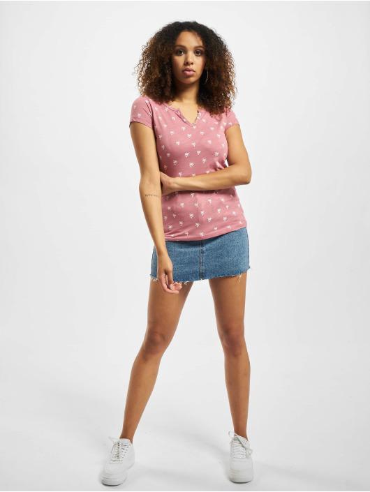 Stitch & Soul Tričká Alea ružová