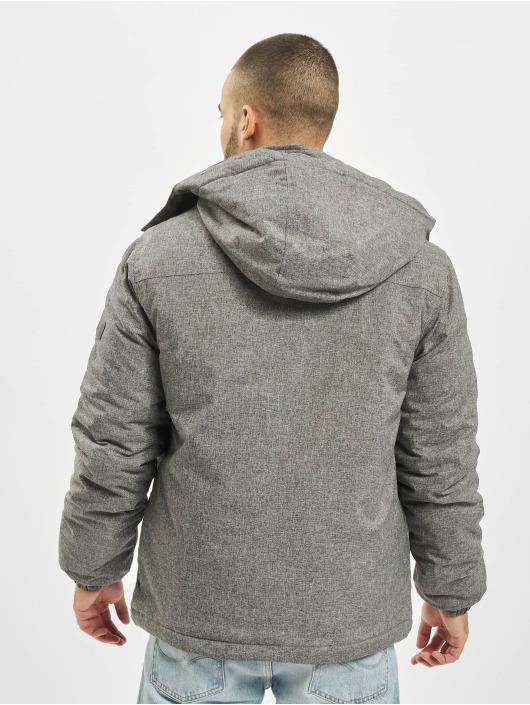 Stitch & Soul Winter Jacket Live grey