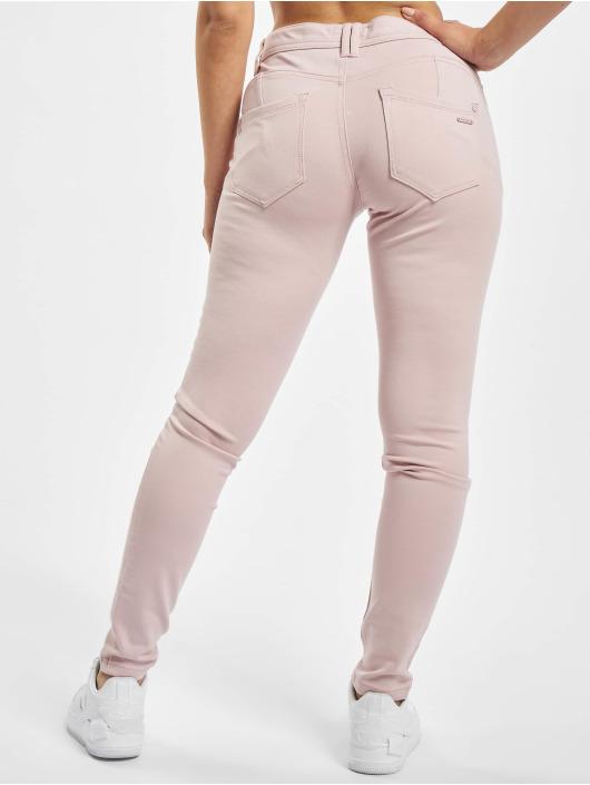 Sublevel Облегающие джинсы Udela серый