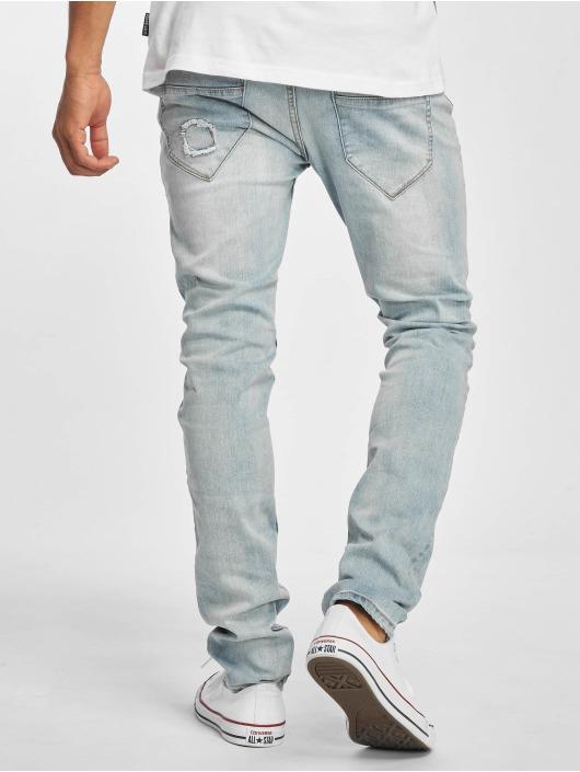Sublevel Облегающие джинсы 5-Pocket синий