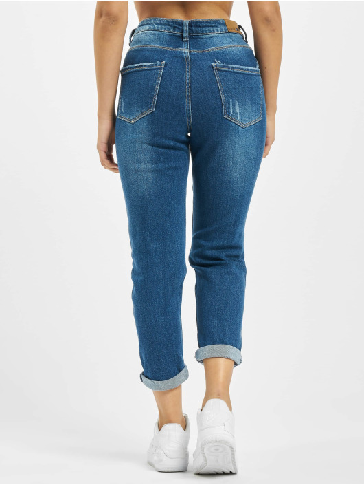 Sublevel Облегающие джинсы Leyla синий