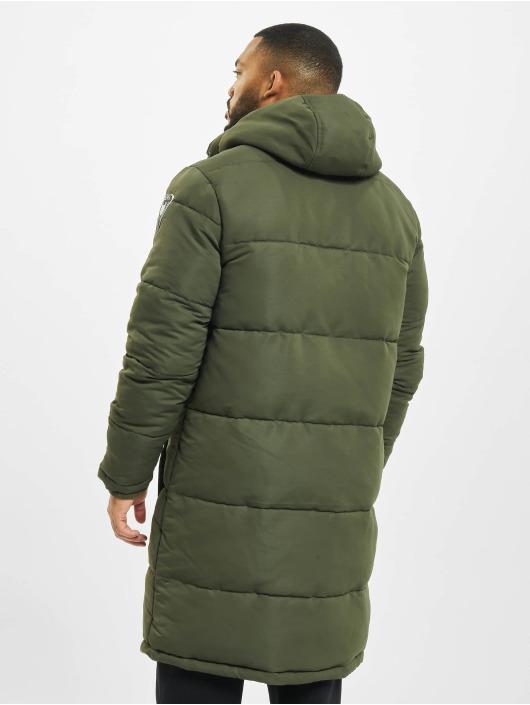 Sublevel Пальто Luca зеленый